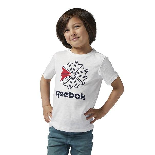 Футболка Reebok Classic Large Logo