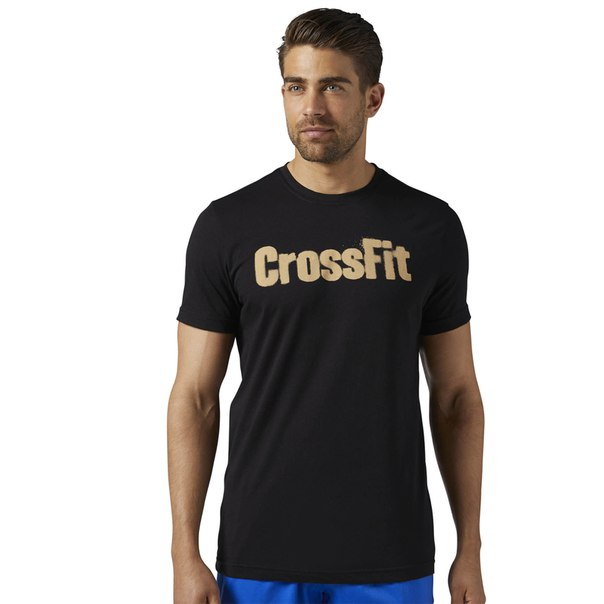 Спортивная футболка Reebok CrossFit High Intensity Graphic