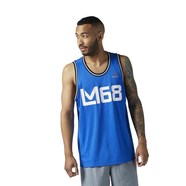 Спортивная майка LES MILLS Mesh Basketball