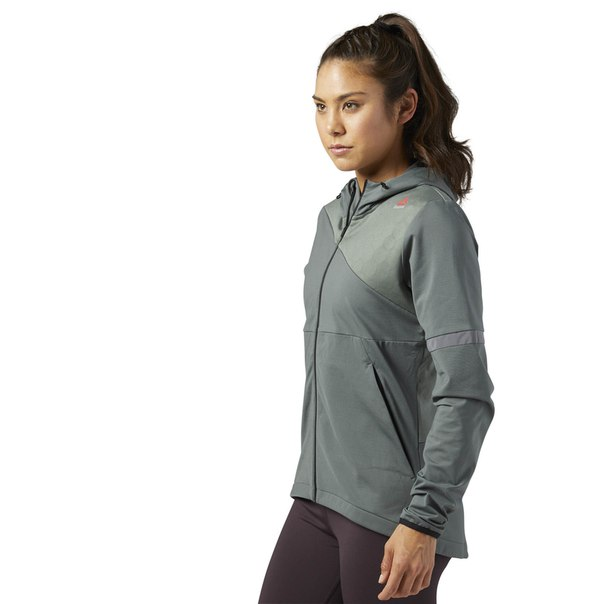 Джемпер Reebok Spartan Race Hexawarm Bonded Fleece