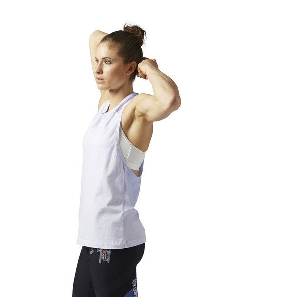 Спортивная майка Reebok CrossFit Sprayed Muscle