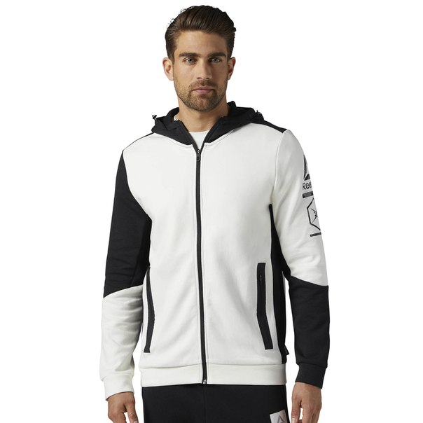 Худи Cordura Cotton Full Zip