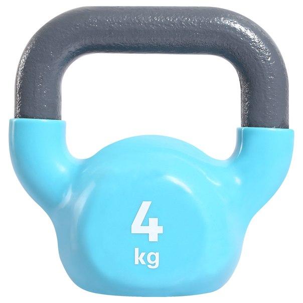 Гиря 4 кг взр. KETTLEBELL - 4KG