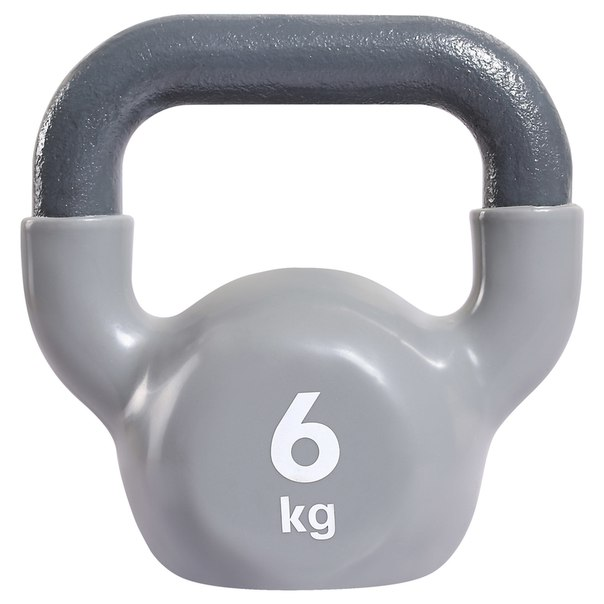 Гиря 6 кг взр. KETTLEBELL - 6KG