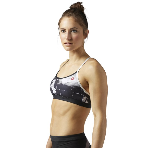 Спортивный бюстгальтер Reebok CrossFit Strappy