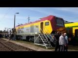 Elektryczny Gagarin Rail Polska Trako 2017