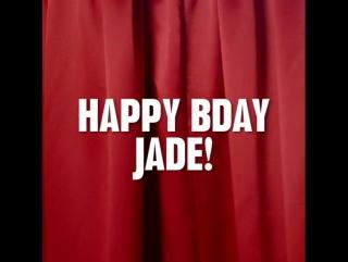 Happy Birthday @jadealleyne! 💕 🎉 ⠀(3)