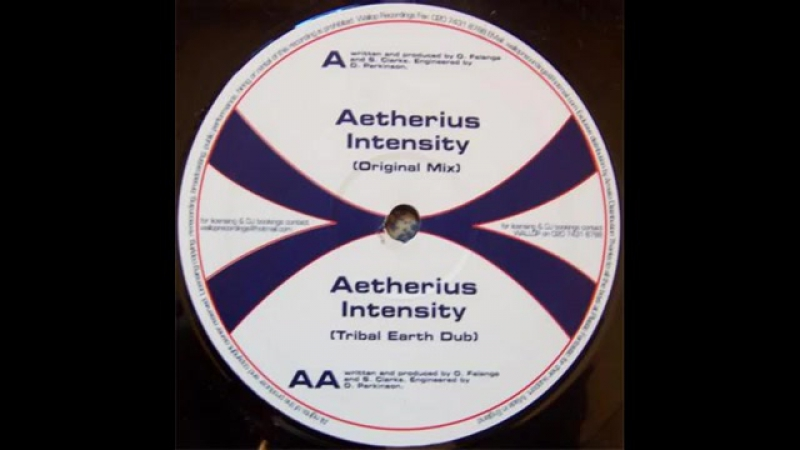 Aetherius - Intensity (Original Mix)