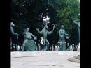 Скульптор Шемякин. Дети, жертвы пороков взрослых.... Москва 15.08.2017