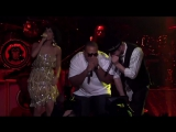 Nelly Furtado & Justin Timberlake - Future Sex/Love Sound (Timbaland Beatboxing) (pre-Grammy party)
