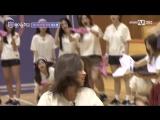 170721 White Michelle  - Dance Break @ Idol School