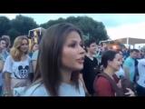 Юлия Топольницкая звезда после съемок в клипе