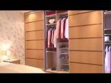 Внутреннее наполнение шкафов купе свет, штанги, корзины