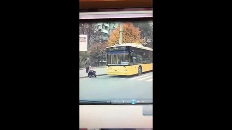 троллейбусы г.Хмельницкий 20.10.17
