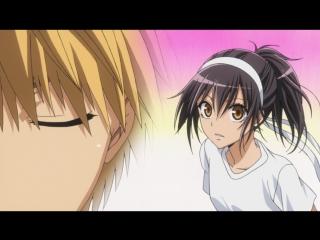 [AnimeOpend] Kaichou wa Maid-sama! 1 Ending (NC) [Президент студсовета - горничная! 1 Эндинг] (1080p HD)