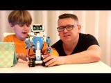 Lego Boost Robot- Build, Code, Play - Cool Toy