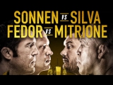 Bellator 180 Fedor Emelianenko VS Matt Mitrione (JUNE 24)