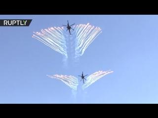 Высший пилотаж от «Соколов России» и «Беркутов»