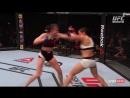 UFC Fight Night - 107 хайлайт LANSBERG vs PUDILIVA третий раунд