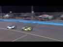 Johnny Sauter, John Hunter Nemechek battle it out in final laps at Phoenix