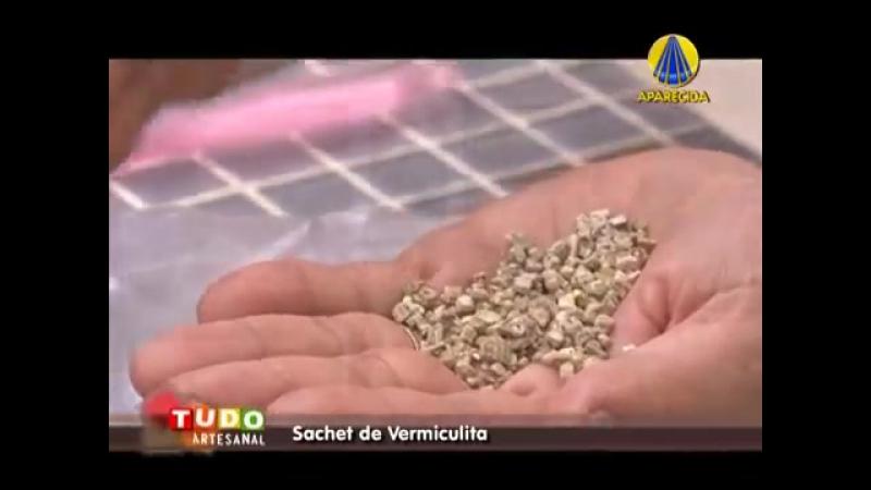 Аroma Sachê de Vermiculita - Tudo Artesanal..