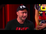 Comedy Club - знакомство с бойцом UFC