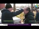 Иеромонах Владимир Гусев на телеканале Мир