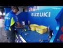 Keeping it clean, MotoGP style - AustralianGP