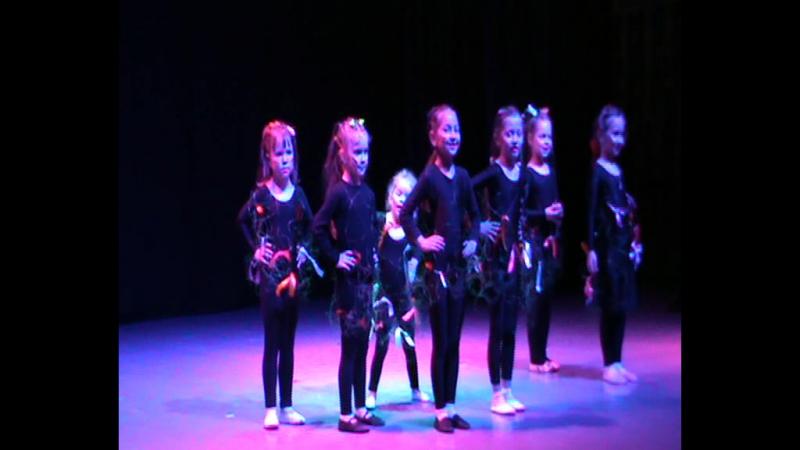 танец амазонок