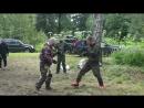 Ножевой бой  реальные техники применения ножа, часть 2 (knife fighting)