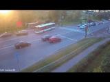 Авария в Горелово 21.06.17