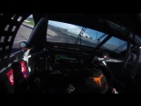 #11 - Denny Hamlin - Onboard - 2017 NASCAR Monster Cup - Round 32 - Kansas