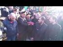 Şəhid Çingiz Qurbanovun atasına Azərbaycan bayrağı təqdim olunub