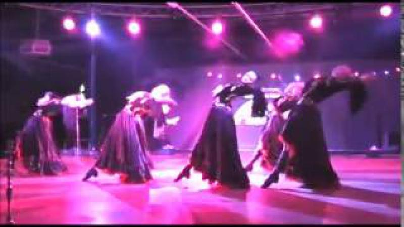 Шоу балет Арабеск г Одесса Ритмы Испании Концерт холл Сады Поебеды