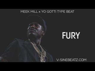 *ПРОДАН* V-Sine Beatz - Fury (Meek Mill x Yo Gotti Type Beat)