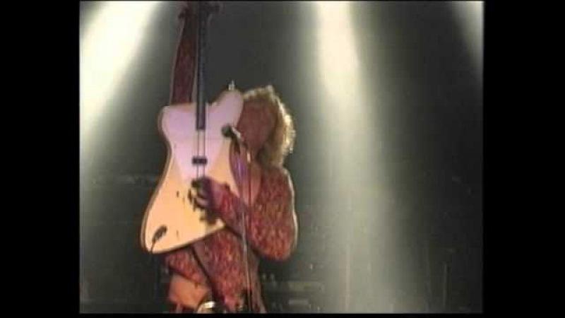 D.A.D. - Rim Of Hell - live Frankfurt 2002 - Underground Live TV recording