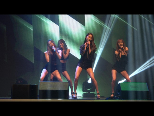 [171117] Stellar/vibrato/ Hongcheon Military personnel day