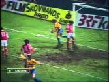 Футбольное обозрение. Декабрь 1990г (фрагмент)
