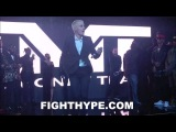 JUSTIN BIEBER GETS FLOYD MAYWEATHER TURNED UP AND DANCING AT 40TH BIRTHDAY GALA