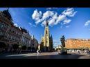 Novi Sad timelapse video HD