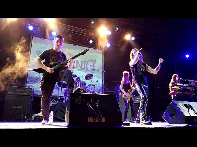 DELFINIA–Do You Remember Daily Metal Fest 29 04 2017г