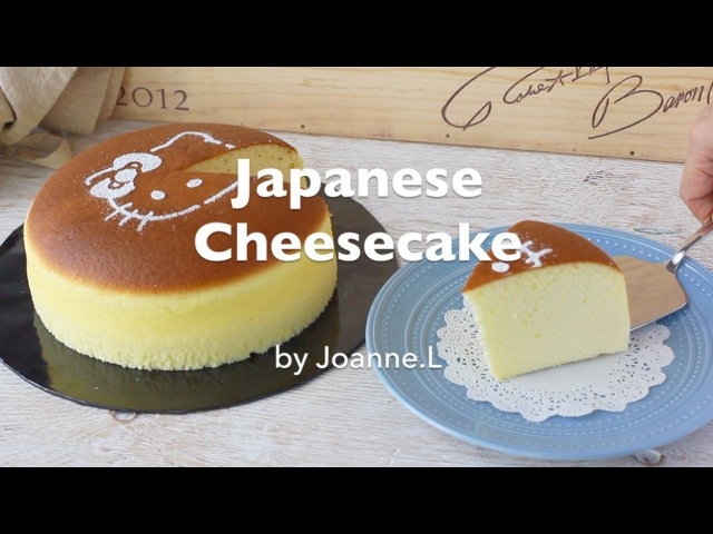 Japanese Cheesecake - Delicious Baking Recipe | Craft Passion