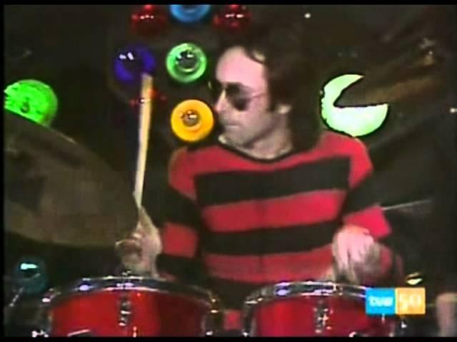 THIN LIZZY: Chinatown Spanish Tv Show, 1982