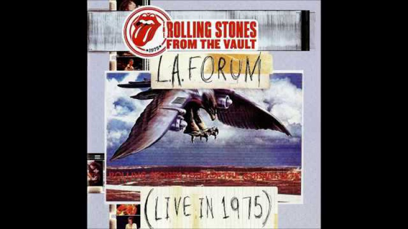 The Rolling Stones - L.A. Forum: Live In 1975 (2012) CD 2