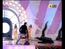 Dhoni dancing with srk