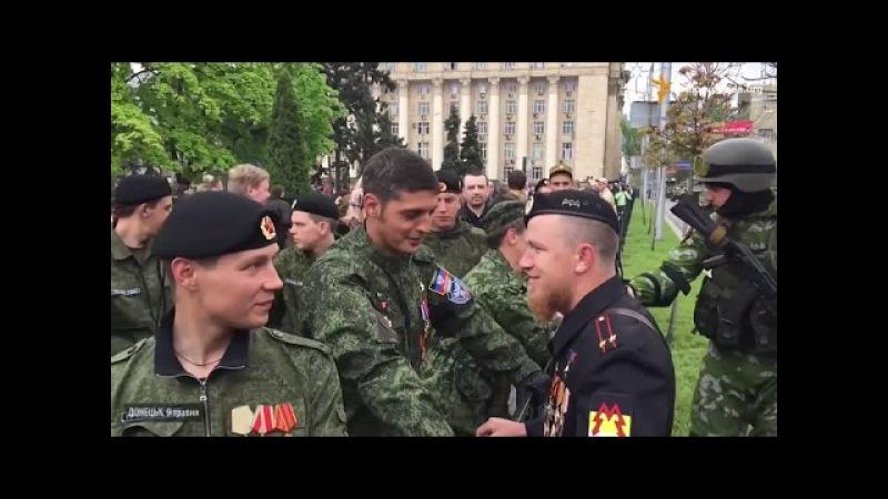 Песня о войне на Донбассе. Посвящается всем защитникам и героям Донбасса!