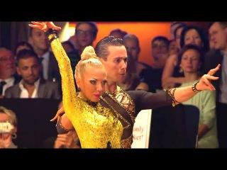 Armen Tsaturyan & Svetlana Gudyno   Samba   2014 GrandSlam Latin Stuttgart