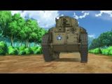 DMX Party Up (Gone In Sixty Seconds) Girls und Panzer. #coub, #коуб