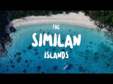 Scuba diving in the Similan Islands, Thailand