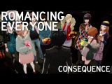 Persona 5 Valentine's Day Consequences for Dating Everyone (ENGLISH)